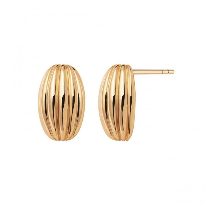 Kolczyki złote - Botanica 965 PLN YES(1)