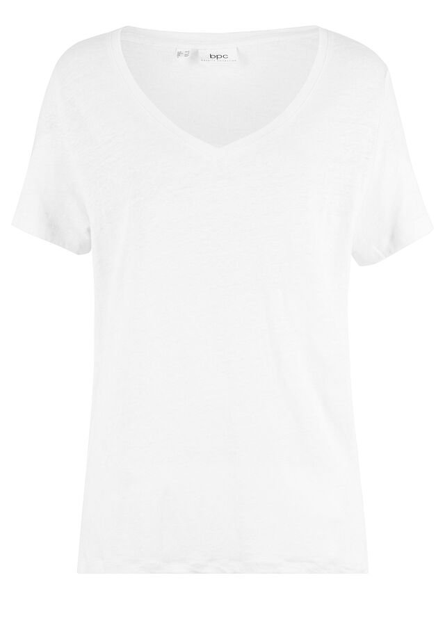 luzniejszy-shirt-100-len-bialy